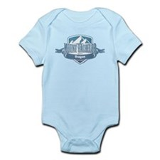 Mount Bachelor Oregon Ski Resort 1 Body Suit