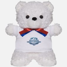 Mount Bachelor Oregon Ski Resort 1 Teddy Bear