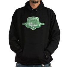 Mt Hood Oregon Ski Resort 3 Hoody