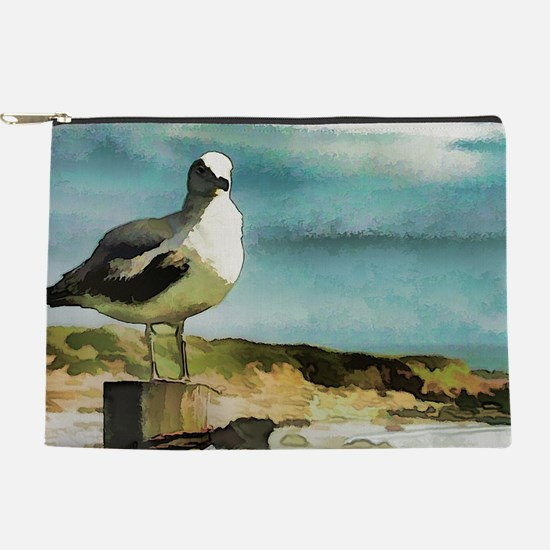 Seagull Sentry Makeup Pouch