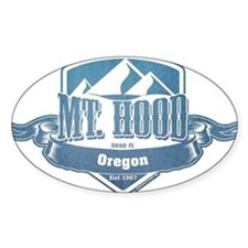 Mt Hood Oregon Ski Resort 1 Decal