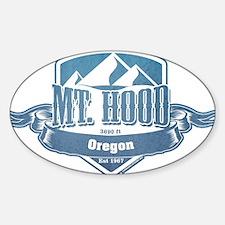 Mt Hood Oregon Ski Resort 1 Decal