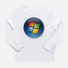 Windows Logo Long Sleeve T-Shirt