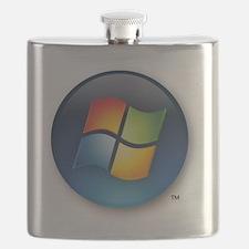 Windows Logo Flask
