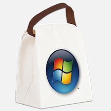 Windows Logo Canvas Lunch Bag