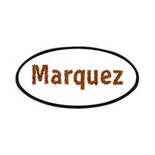 Marquez Fall Leaves Patch