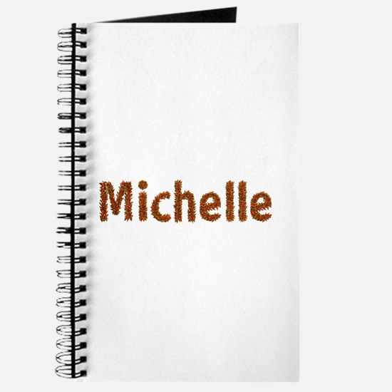 Michelle Fall Leaves Journal