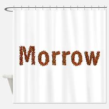 Morrow Fall Leaves Shower Curtain