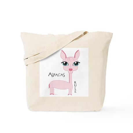 Alpaca's Rule Tote Bag