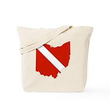 Ohio Diver Tote Bag