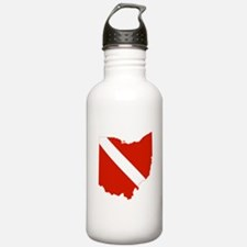 Ohio Diver Water Bottle