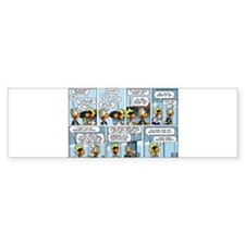 2L0122 - Chuck and Richard Bumper Bumper Sticker