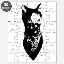 Cat Bandana Puzzle
