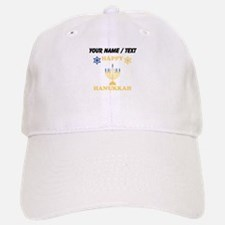 Custom Happy Hanukkah Baseball Baseball Cap