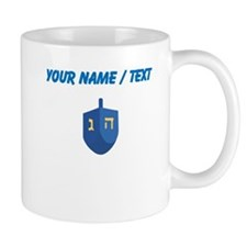 Custom Blue Dradle Mugs