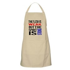 Never Quit Getting Fit Apron