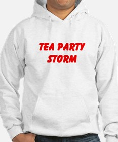 Tea Party Storm Hoodie