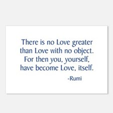 There Is No Love Greater Postcards (Package of 8)