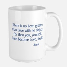 There Is No Love Greater Mugs