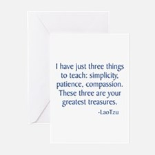Three Things to Teach Greeting Cards