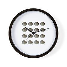 Quahogs - Hard Clams (16) Wall Clock
