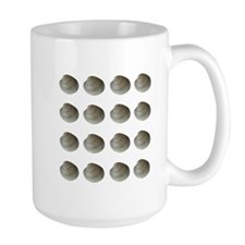 Quahogs - Hard Clams (16) Mug