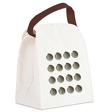 Quahogs - Hard Clams (16) Canvas Lunch Bag