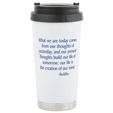 What We Are Travel Mug