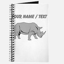 Custom Grey Rhino Journal