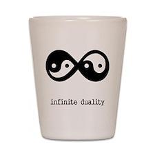 Infinite Duality Shot Glass