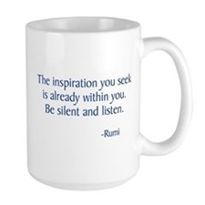 The Inspiration You Seek Mugs