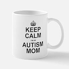 AutismMom Mugs