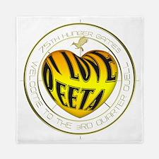 I Love Peeta Queen Duvet