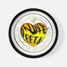 I Love Peeta Wall Clock