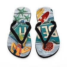 surfer beach fashion Flip Flops