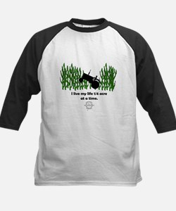 1/4 Acre at a time Baseball Jersey