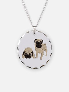 Pugs Necklace