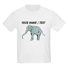 Custom African Elephant T-Shirt