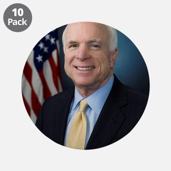John McCain is the senior United States Senator 3.