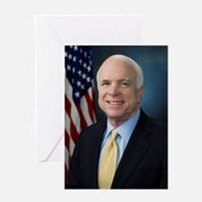 John McCain is the senior United States Senator Gr