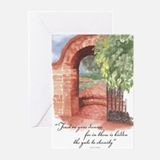 Gate to Eternity Congrat Cards (Pk of 10)