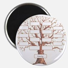Family Tree Magnet