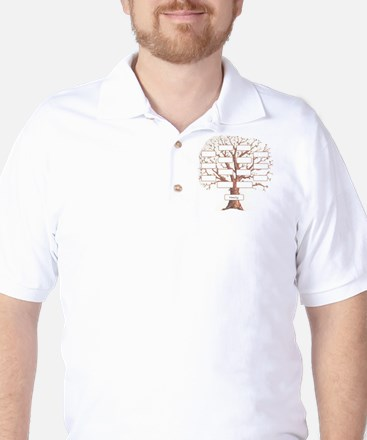 Family Tree Golf Shirt
