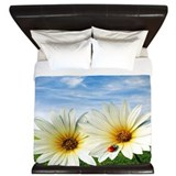 Daisy duvet King Duvet Covers