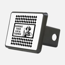 Support Your Local Farmer 2 Hitch Cover