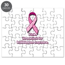 Breast Cancer Awareness Pink Ribbon Pink Its not P