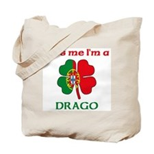 Drago Family Tote Bag