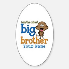 Custom Big Brother Monkey Decal