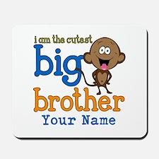 Custom Big Brother Monkey Mousepad