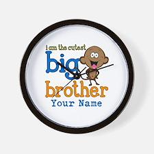 Custom Big Brother Monkey Wall Clock